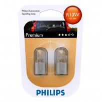 Philips R10W Vison 12V 10W BA15S 2stk