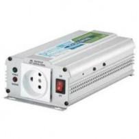 Strømforsyning 12/230v  600w.DC-AC inverter