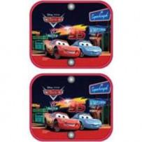 Solskærme Cars 2stk McQueen & Sally Disney
