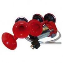 Horn Voxbell kompresser 3-T 12V