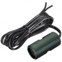 Pro Car 1,8 m kabel m/cigarstik hun 12-24v 8A max