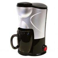 Kaffemaskine 1 kop 12V 150ml.