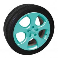 Foliatec Fælgfolie Turquoise Blank 2X400ml