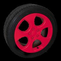 Foliatec Fælgfolie Rød Blank 2X400ml
