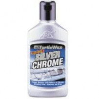 Turtle Wax Silver Chrome 300 ml