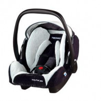 Recaro Young Profi Plus - Black / Silver