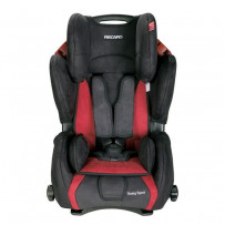 Recaro Young Sport Cherry Punched  Autostol