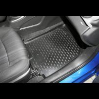 Gummimåtte sæt Chevrolet Aveo 2012-> 4 stk.