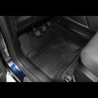 Gummimåtte Sæt Ford S-MAX 06-> 4 stk.