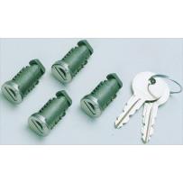 Mont Blanc låsesæt 501 4 cylindre