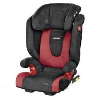 Recaro Monza Seatfix Cherry/Black Autostol 15-36kg