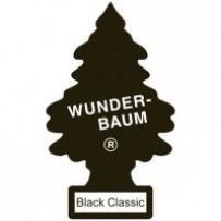 Wunderbaum Black Classic Sort 1stk