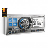 Alpine CDA-118M marineradio 3xLineout