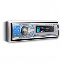 Alpine CDA-9886M marineradio 3xLineout
