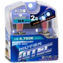 H4 MTEC 4750K 60/55W 2stk 12V