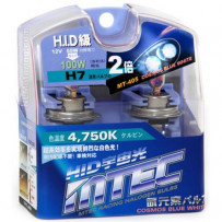 H7 MTEC 4750K 55W 2stk 12V