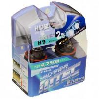 H9 MTEC 4750K 65W 2stk 12V