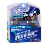 HB4 MTEC 4750K 55W 2stk 12V