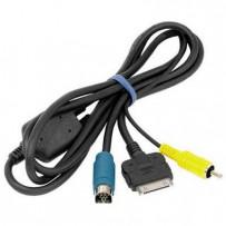 Alpine KCE-435iV iPod kabel til IVAD106 m/KCE400BT