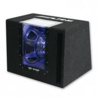 "Alpine SBG-1244BP 12"" sub inkl. kabinet 800W"