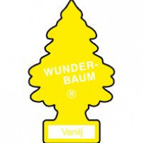 Wunderbaum Vanilie Gul 1stk