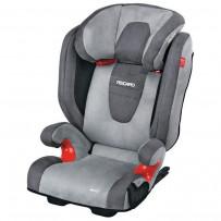 Recaro Monza Seatfix Asphalt Grey Autostol 15-36kg