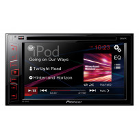 "Pioneer AVH-180DVD 2DIN DVD USB SD 5,8"" 2xLineout"