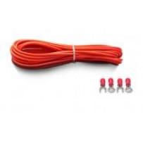 SinusLive AE 1,5-5 1,5mm2 rød kabel 5m