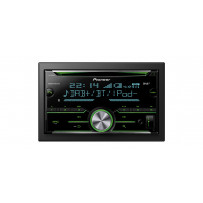 Pioneer FH-X840DAB Bluetoth 2DIN MP3/US 3xLineout