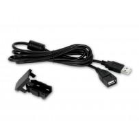 Alpine KCE-220UB USB forlængerkabel 1,5m