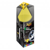 Meguiars Wheel Polishing kit med DynaCone™