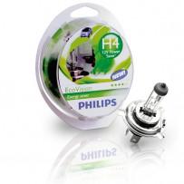 Philips H4 ECOVISION 12V 60/55W 2pak