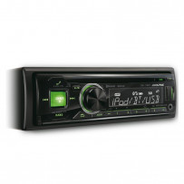 Alpine CDE-173BT autoradio 2xLineout & Bluetooth