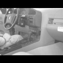 Brodit proclip beslag BMW 316-328  E36 91>98