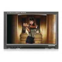 "Alpine TME-M780 7"" monitorskærm indbygning"