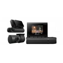 Pioneer Dashcam 2 kanals front + bag kamera