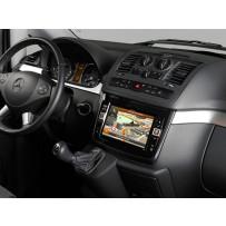 Alpine Style X800D-V Mercedes Vito/Viano (W639)