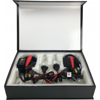 Xenonkit H11 6000K slim ballaster