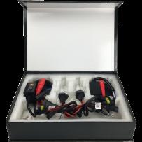Xenonkit H11 8000K slim ballaster