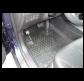 Gummimåtte Sæt Hyundai Santa Fe 10-> 4 stk