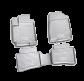 Gummimåtte Sæt Hyundai Solaris 10-> 2 stk